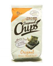 Seaweed chips alga chips natúr 5 g
