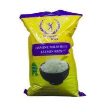 Wellness rice jázmin rizs 5000 g