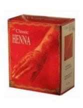 Classic Henna por 100% 100 g