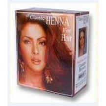 Classic Henna por 100% 200 g