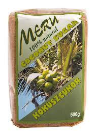 Meru kókuszvirág cukor 500 g