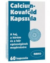 BANO KÁLCIUM-KOVAFÖLD KAPSZULA