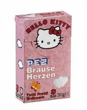 Pez cukorka hello kitty 30 g