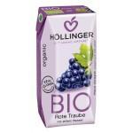 Höllinger bio gyümölcsital szőlő 200 ml