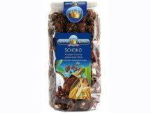Bioking bio ropogós müzli csokis-mogyis 375 g