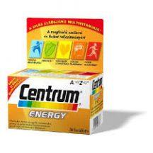CENTRUM A-Z ENERGY FILMTABLETTA