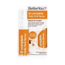 Better You b-complete vegan b-komplex szájspray 25 ml